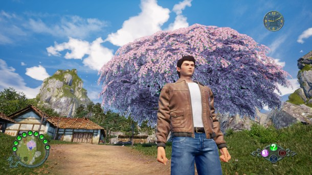 Shenmue III | Tree
