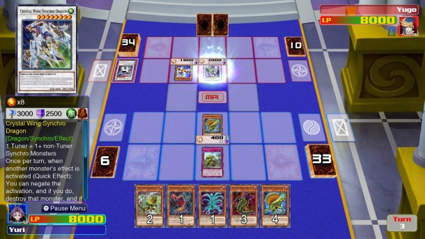 Yugioh Legacy of the Duelist DLC 1