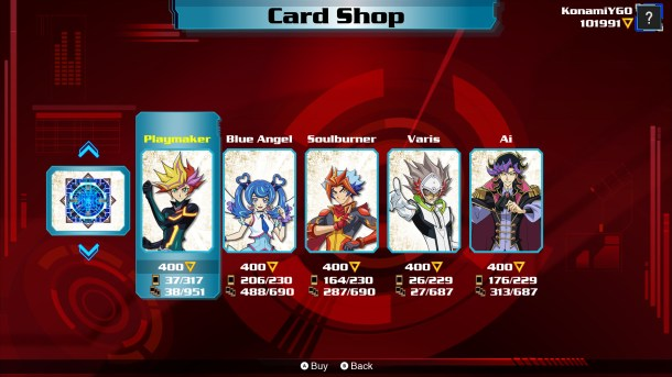 Yugioh Legacy of the Duelist DLC 5