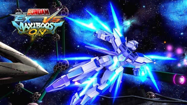 Mobile Suit Gundam Extreme VS Maxiboost On Key