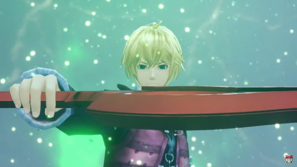 Xenoblade Chronicles Definitive Edition | Shulk