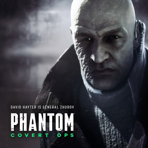 Phantom: Covert Ops David Hayter