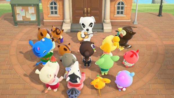Animal Crossing New Horizons | K.K. Slider concert