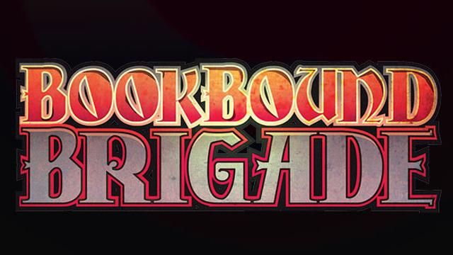Bookbound Brigade | Title