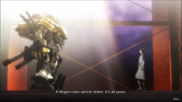 Sakura Wars Mugen