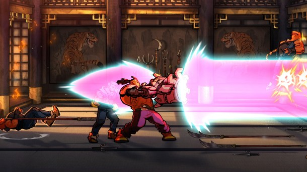 Nintendo Download | Streets of Rage 4