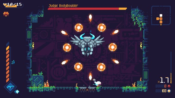 ScourgeBringer | Boss fight