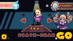 Kawaii Deathu Desu character select
