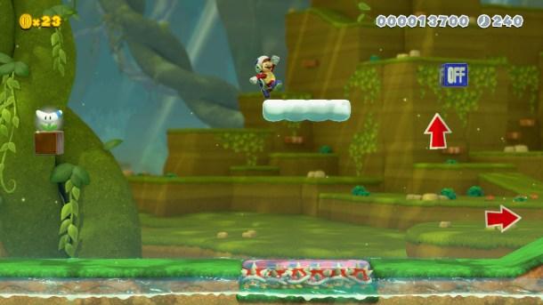 Making It Rainfall | Mario Adventure Island B