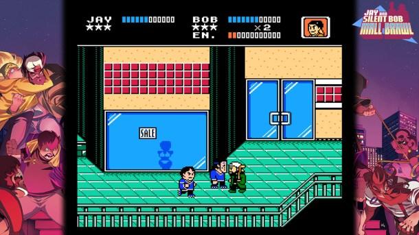 Nintendo Download | Jay and Silent Bob: Mall Brawl