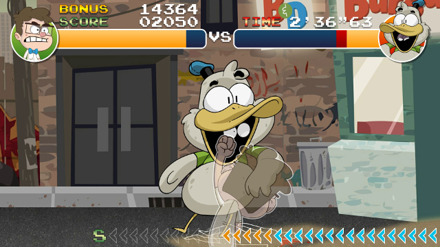 Indiecalypse   Punch Out with a Duck