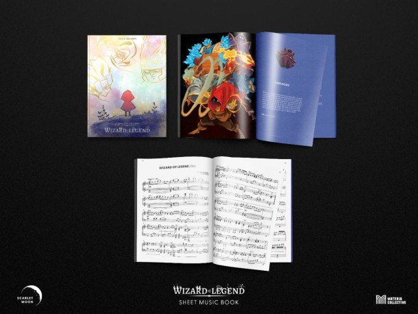 Piano Collections: Wizard of Legend sheet music book