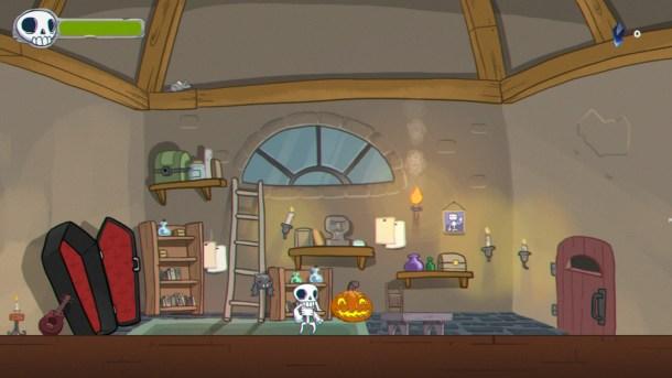 Skelattack | Skully's House