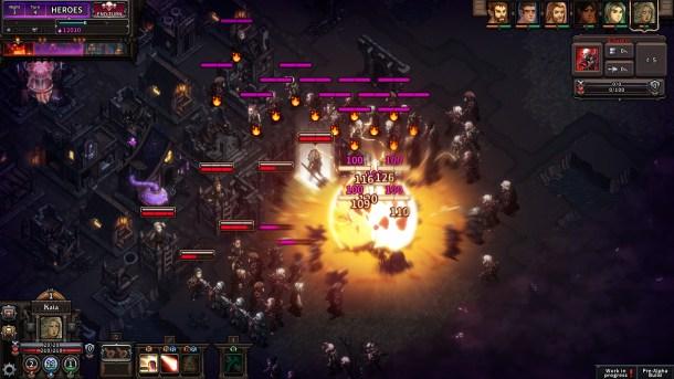 The Last Spell | Combat