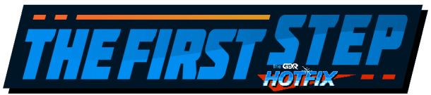 The First Step | Logo