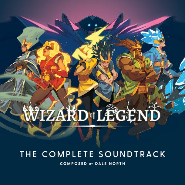 oprainfall | Wizard of Legend: Complete Soundtrack