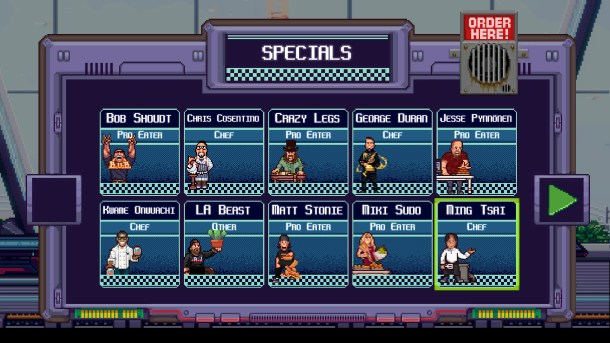 Bite the Bullet | Food Heroes