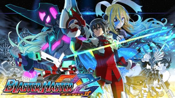 oprainfall | Blaster Master Zero 2