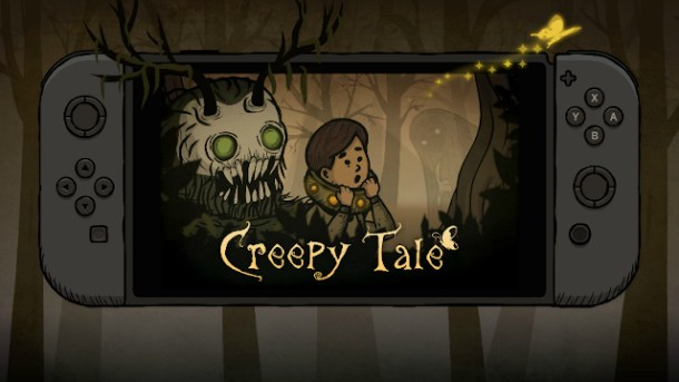 oprainfall | Creepy Tale