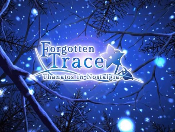 Forgotten Trace - ch1 | boxart