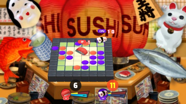 Nintendo Download | SUSHI REVERSI