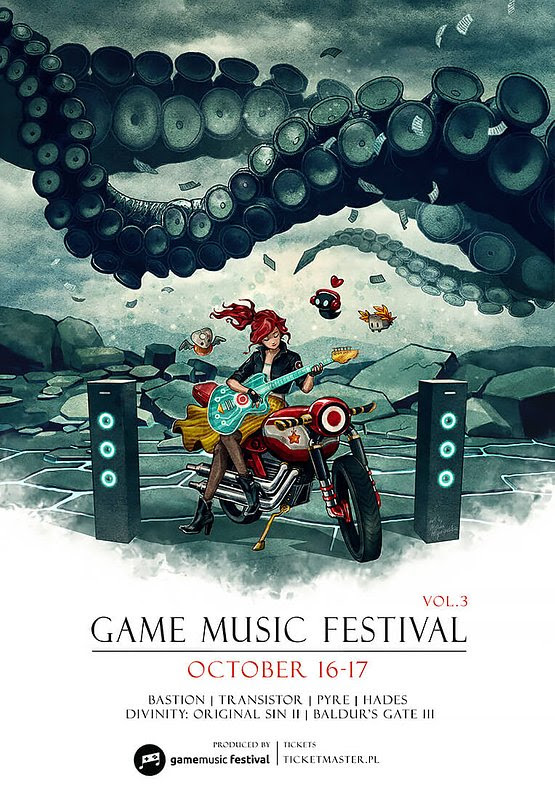 oprainfall | Third Game Music Festival in Poland