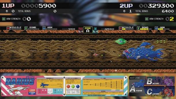 radius cozmic collection arcade witch Wide Screen