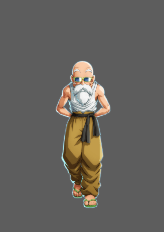 Dragon Ball FighterZ | Master Roshi