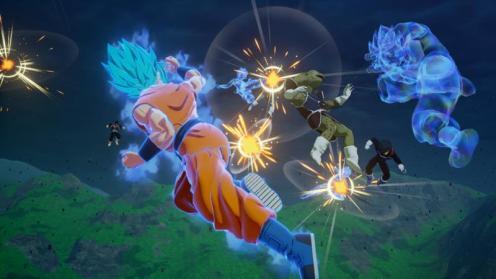 Dragon Ball Z - Kararot Update - Screenshot 07