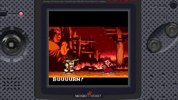 Samurai Shodown 2 | BURN!