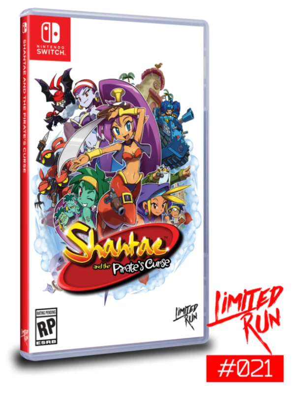 Shantae and the Pirate's Curse | LRG Image