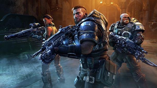 Gears Tactics Xbox-1