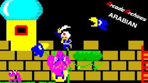 Arcade Archives - Arabian