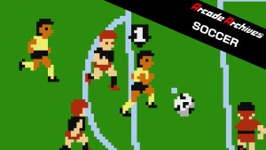 Arcade Archives: Soccer