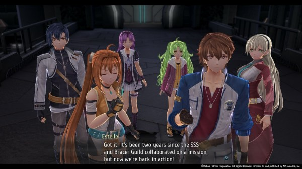 Trails of Cold Steel IV | Familiar faces from Liberl and Crossbell