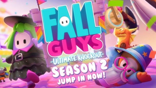 oprainfall | Fall Guys Season 2