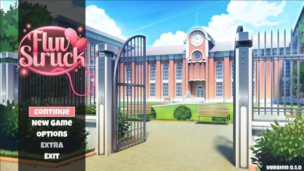 FluvStruck | Title Screen
