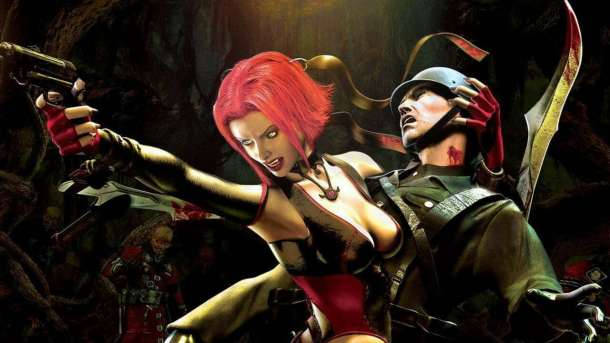 Bloodrayne 1 and 2