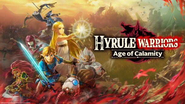 oprainfall | Hyrule Warriors: Age of Calamity