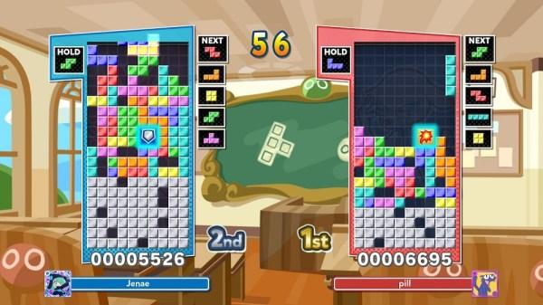 Puyo Puyo Tetris 2 | Online Gameplay