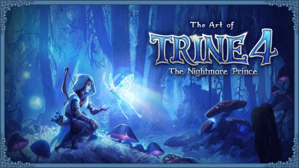 oprainfall | Trine 4: The Nightmare Prince