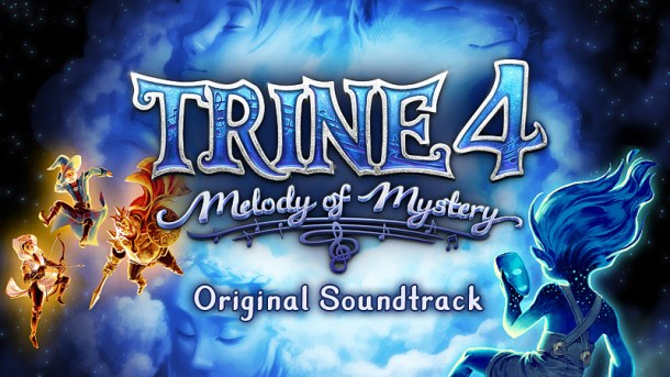 Trine 4: Melody of Mystery Soundtrack