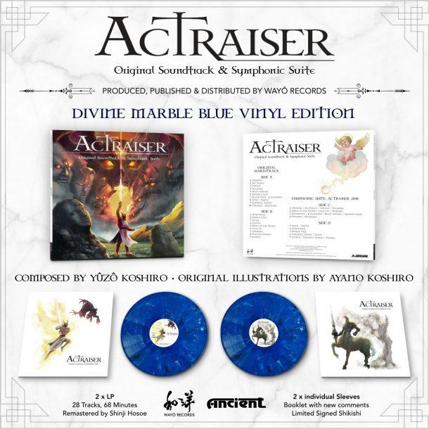 ActRaiser | Vinyl Edition