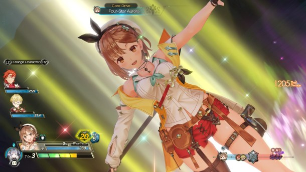 Atelier Ryza 2_ Lost Legends & the Secret Fairy | Ryza