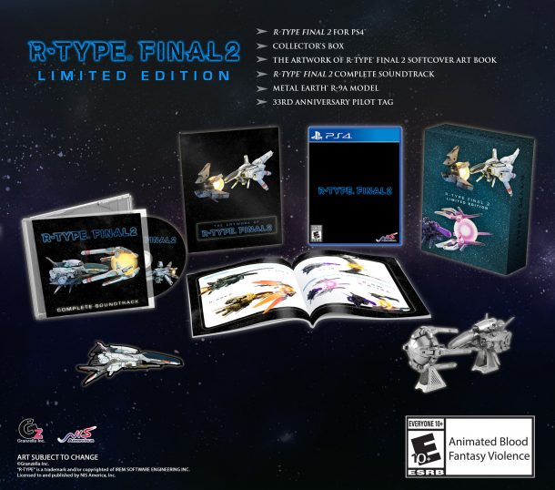 R-Type Final 2 | Limited Edition (PlayStation 4 Version)