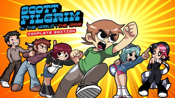 oprainfall | Scott Pilgrim vs. The World: The Game - Complete Edition