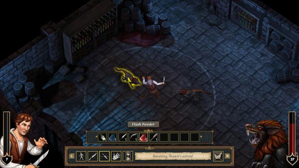 Hero-U: Rogue to Redemption Screen