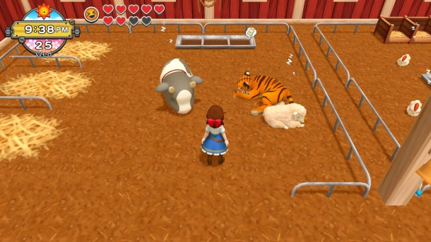 Harvest Moon | Animals