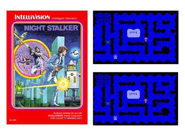 Night Stalker | Survive a Maze of Baddies!