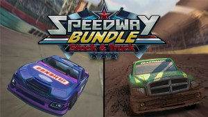 Speedway Bundle Stock and Truck
